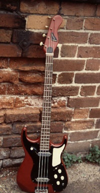 Burns bass